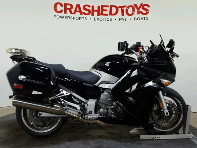 Auto Auction Ended On VIN JYARP15EX8A004930 2008 Yamaha Fjr1300 In