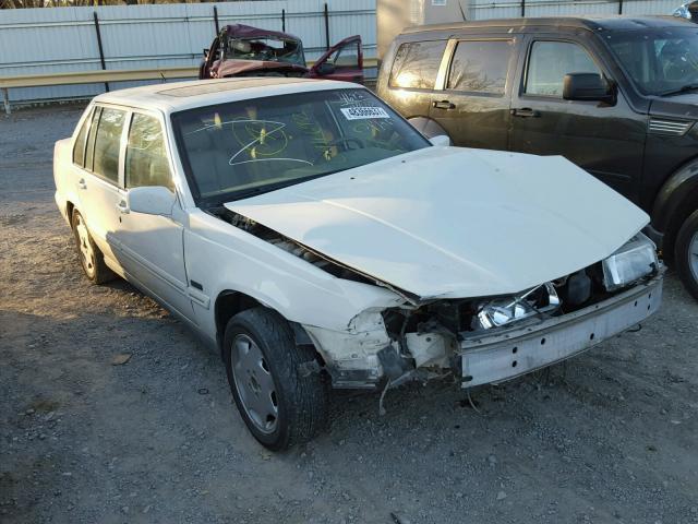 1996 VOLVO 960 For Sale | OK - OKLAHOMA CITY - Salvage Cars - Copart USA