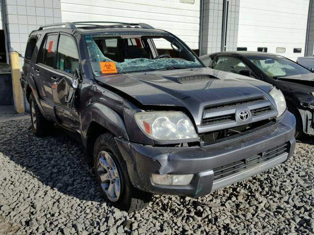2003 toyota 4runner sr5 for sale mn minneapolis salvage cars copart usa. Black Bedroom Furniture Sets. Home Design Ideas