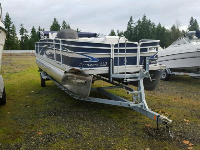 Salvage 2017 Other MARINE TRAILER for sale