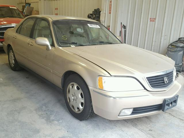 Auto Auction Ended On VIN JH4KA9659XC002480 1999 Acura 35Rl In TN