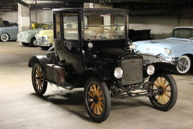 Auto Auction Ended On Vin Wn661160525 1920 Ford Model T In Ca San