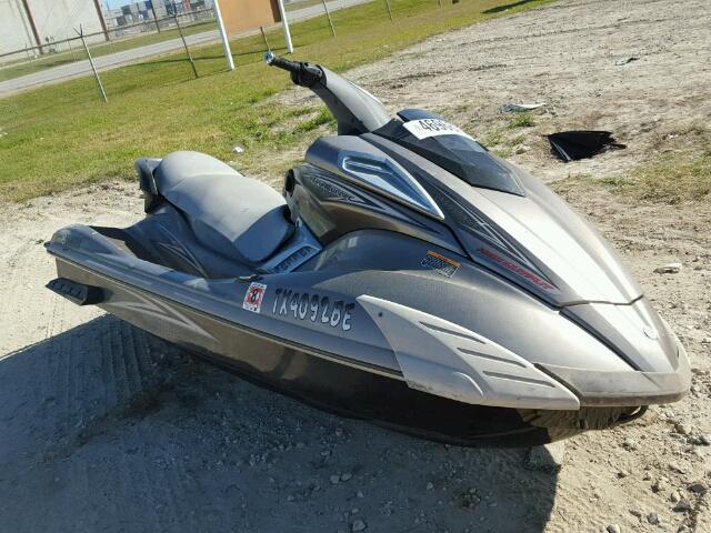 Salvage 2010 Yamaha WAVERUNNER for sale