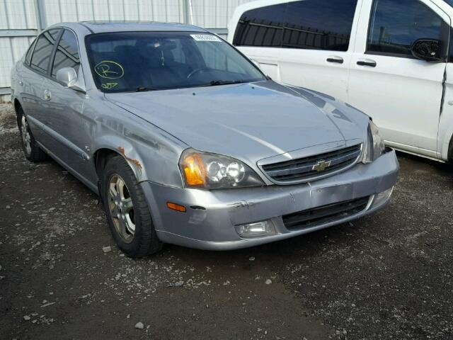 Auto Auction Ended On Vin Kl1vp59l26b185278 2006 Chevrolet Epica