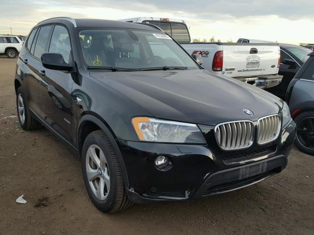 2011 BMW X3 XDRIVE2 3.0L