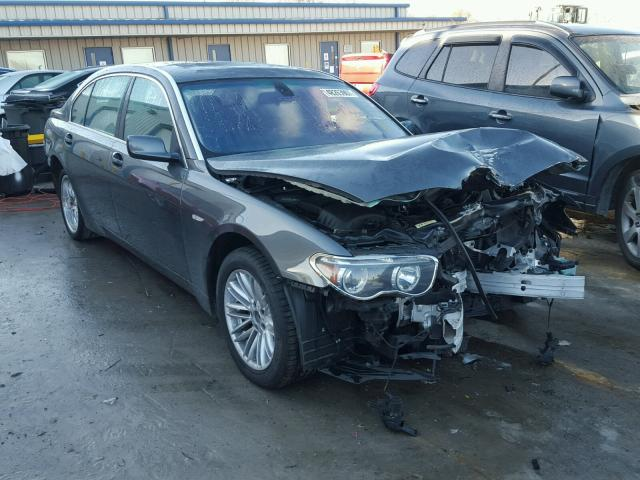 Auto Auction Ended On VIN UXFFLJ BMW X In NE - 2009 bmw 745