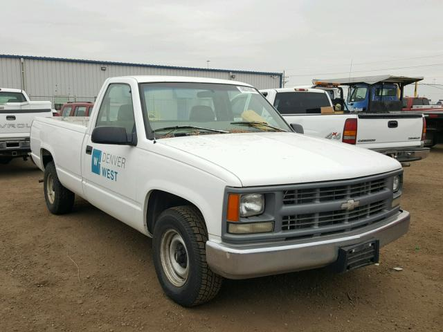 1997 CHEVROLET GMT-400 C1 4.3L