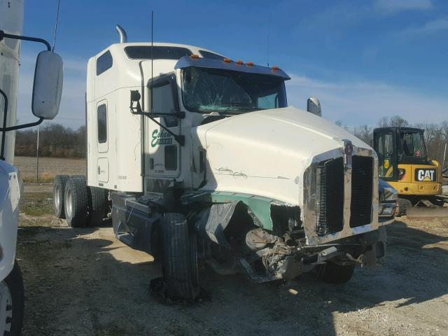 Kenworth Constructi salvage cars for sale: 2007 Kenworth Constructi