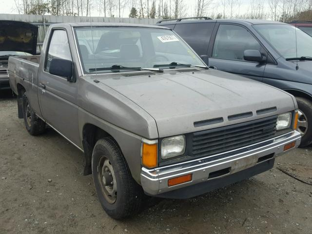 1987 nissan d21 short bed for sale wa north seattle. Black Bedroom Furniture Sets. Home Design Ideas