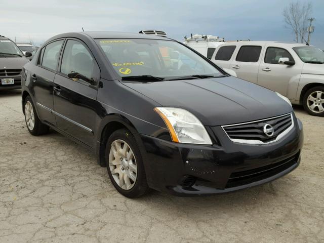 3n1ab6ap4al659767 2010 Black Nissan Sentra 20 On Sale In Ks
