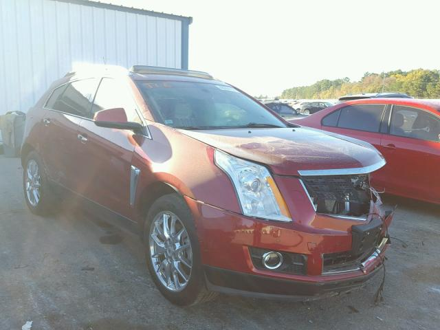 2013 Cadillac SRX Perfor