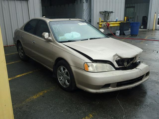 Auto Auction Ended On VIN UUAA ACURA TL In GA - 2001 acura tl for sale