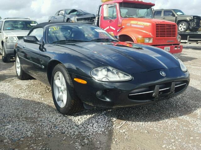 1997 JAGUAR XK8 For Sale | TX - HOUSTON - Salvage Cars