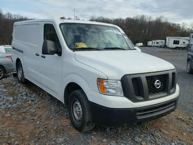 2014 nissan nv 1500 for sale pa york haven salvage cars copart usa. Black Bedroom Furniture Sets. Home Design Ideas