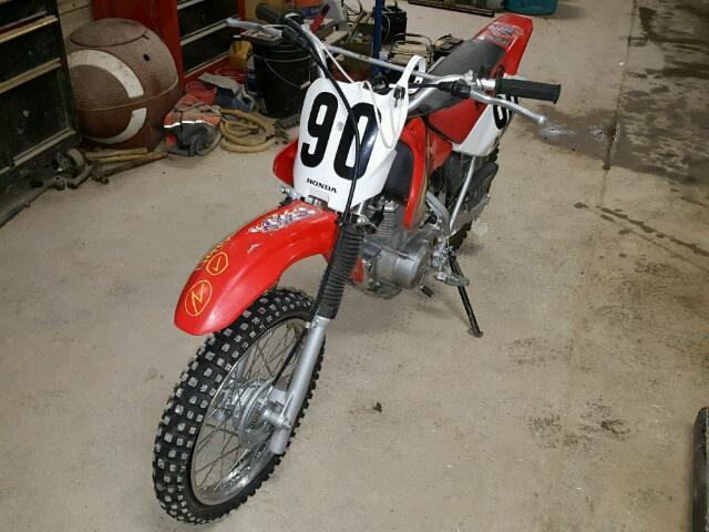 2002 HONDA XR80 R 1
