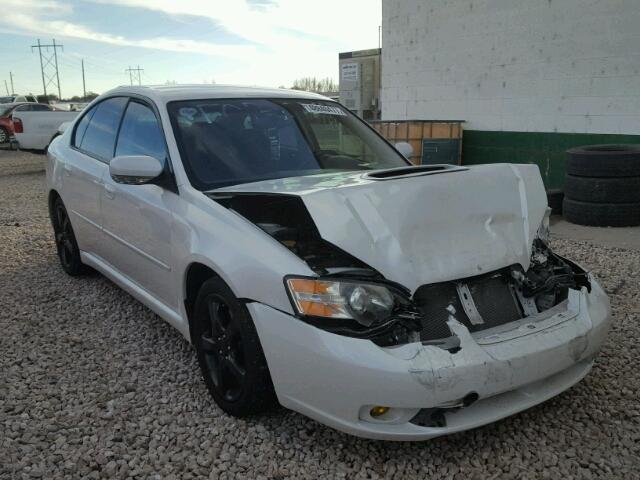 Auto Auction Ended On Vin 4s3bl686954211113 2005 Subaru Legacy Gt Rhautobidmaster: 2007 Subaru Legacy Gt Paint Code Location At Gmaili.net