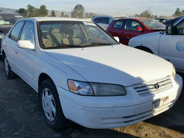 1997 toyota camry ce for sale ca san jose salvage. Black Bedroom Furniture Sets. Home Design Ideas