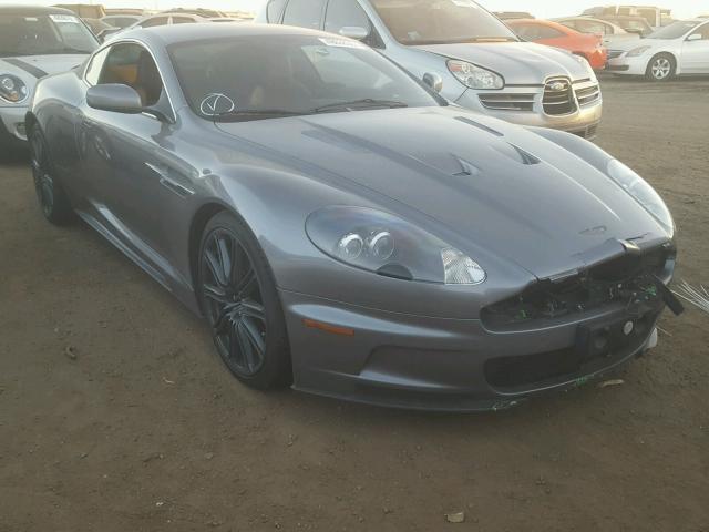 ASTON MARTIN DBS For Sale CO DENVER Salvage Cars Copart USA - Aston martin dbs for sale