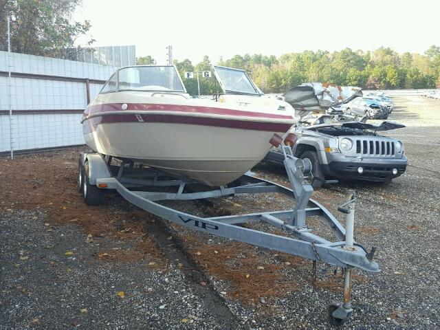 Salvage 1997 Vipp BOAT for sale