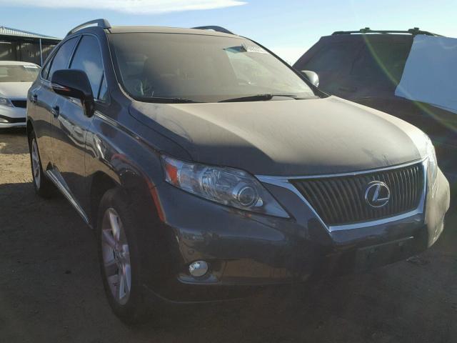 2011 LEXUS RX 350 3.5L