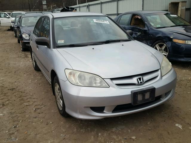 2005 honda civic dx vp for sale ma north boston for Honda civic vp