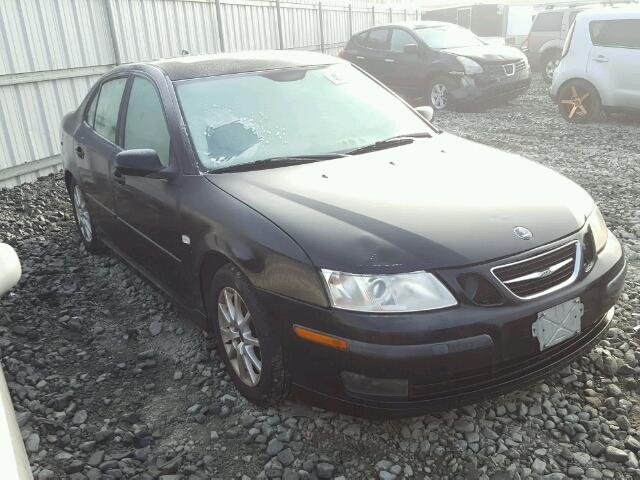 Saab salvage cars for sale: 2005 Saab 9-3 ARC