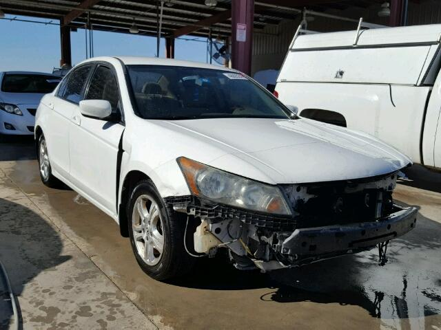 2009 HONDA ACCORD LX Photos | TX - DALLAS SOUTH - Salvage Car