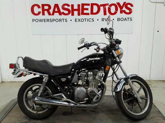 1982 KAWASAKI KZ550 C 4