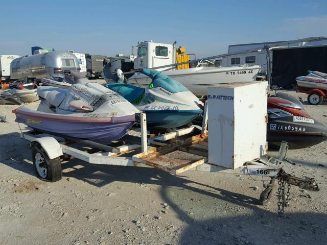 Salvage 1996 Seadoo BOAT for sale