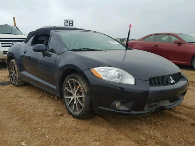 2009 Mitsubishi Eclipse Spyder Gt Photos Salvage Car Auction