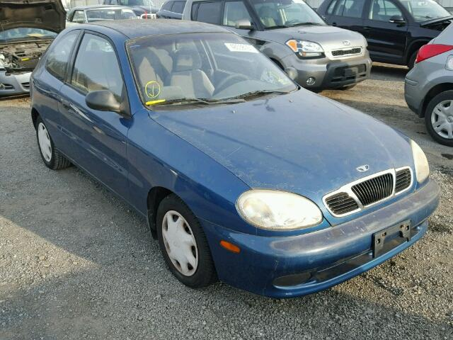 Auto Auction Ended on VIN: KLATA2266YB515129 2000 DAEWOO LANOS S in