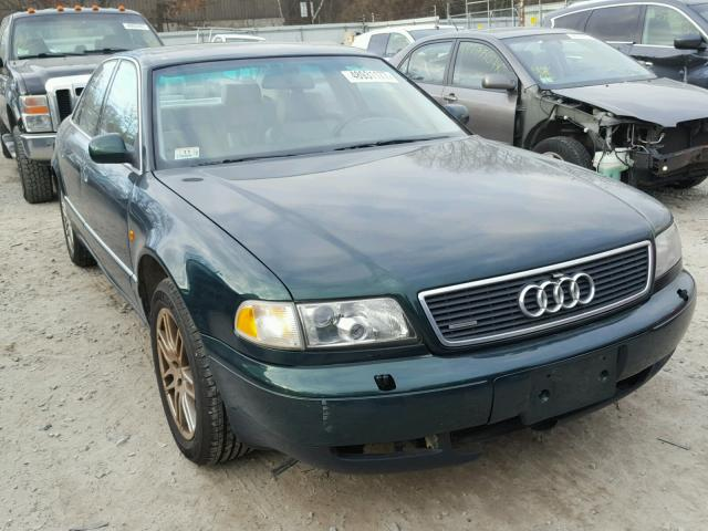 Auto Auction Ended On Vin Waubg34d9wn010425 1998 Audi A8 Quattro In
