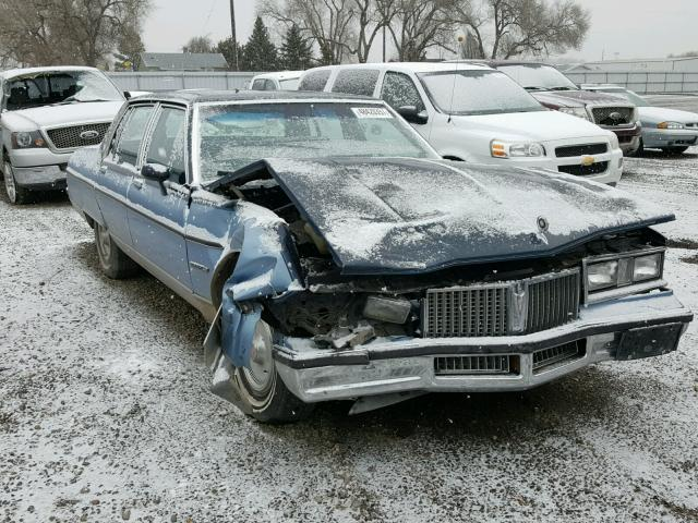 1981 Pontiac Bonneville for sale in Billings, MT