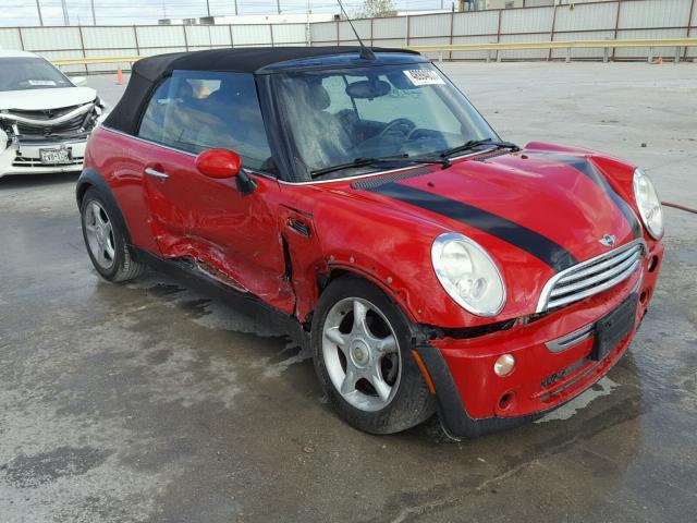 2006 Mini Cooper 1 6l