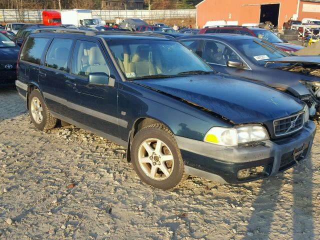 Auto Auction Ended On Vin Yv1lz56d0x2613934 1999 Volvo V70 Xc In Ma