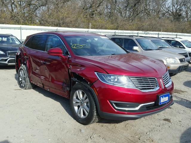 2017 lincoln mkx premier for sale nj glassboro east salvage cars copart usa. Black Bedroom Furniture Sets. Home Design Ideas
