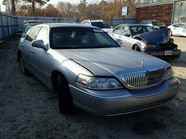 Auto Auction Ended On Vin 1lnhm82w23y670271 2003 Lincoln Town Car S