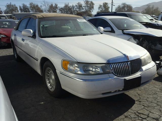 2002 LINCOLN TOWN CAR E 4.6L