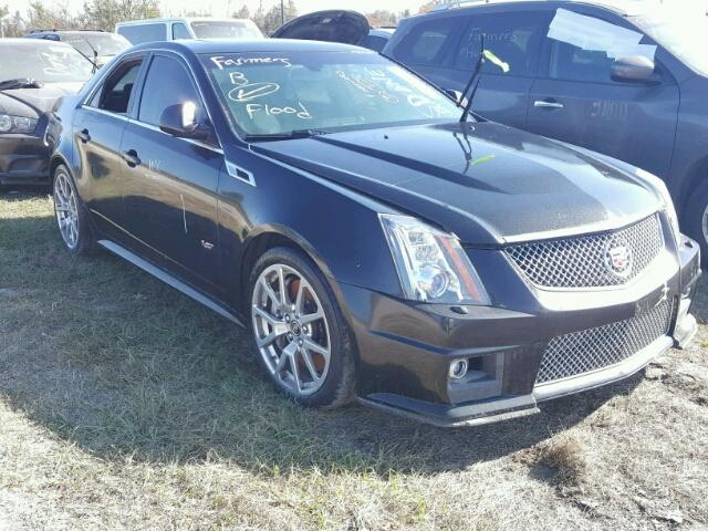 auto auction ended on vin 1g6dv5ep0e0106240 2014 cadillac cts v in tx houston. Black Bedroom Furniture Sets. Home Design Ideas
