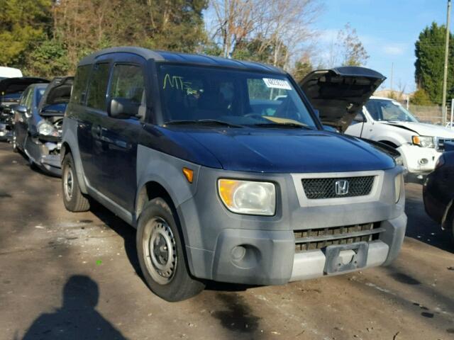 Auto Auction Ended On Vin 5j6yh28203l027175 2003 Honda Element Dx