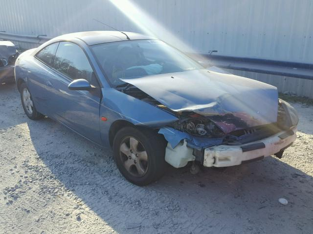 1ZWFT61L5Y5608990 - 2000 MERCURY COUGAR V6 2.5L Left View