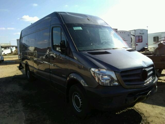 2016 Mercedes-Benz Sprinter 2 en venta en Gaston, SC