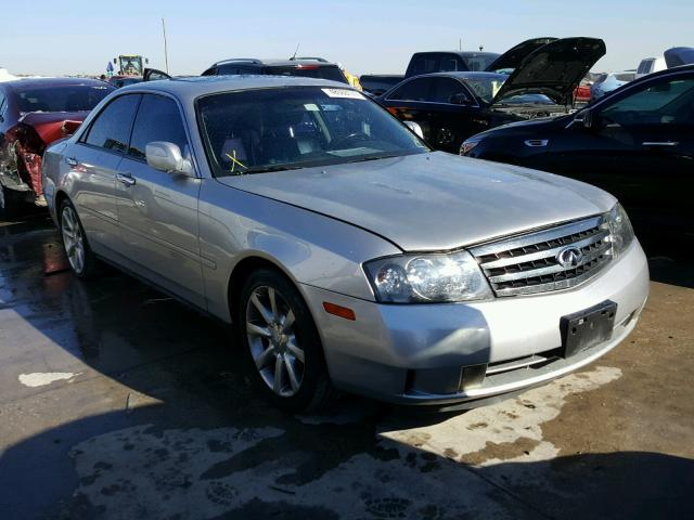2003 infiniti m45 for sale tx dallas salvage cars copart usa. Black Bedroom Furniture Sets. Home Design Ideas