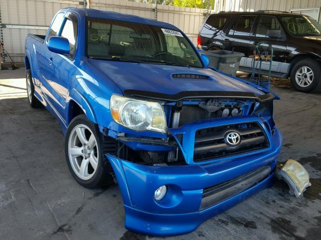 2005 Toyota Tacoma X Runner Access Cab