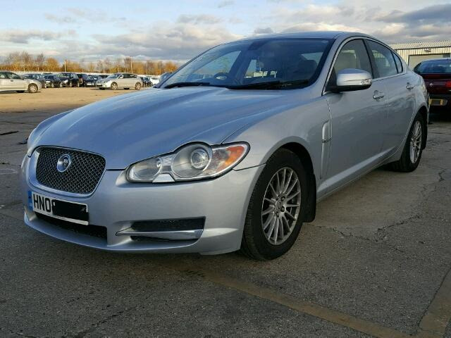 2008 jaguar xf luxury for sale at copart uk salvage car auctions. Black Bedroom Furniture Sets. Home Design Ideas