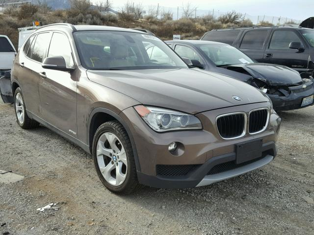 2014 bmw x1 sdrive28i for sale nv reno salvage cars copart usa. Black Bedroom Furniture Sets. Home Design Ideas