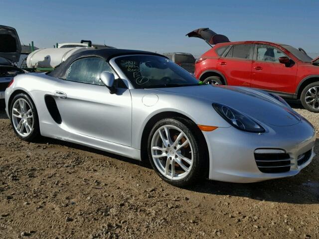 Auto Auction Ended on VIN: WP0CA2A88ES120103 2014 PORSCHE ...
