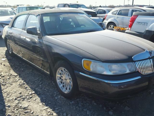 1998 LINCOLN TOWN CAR S 4.6L