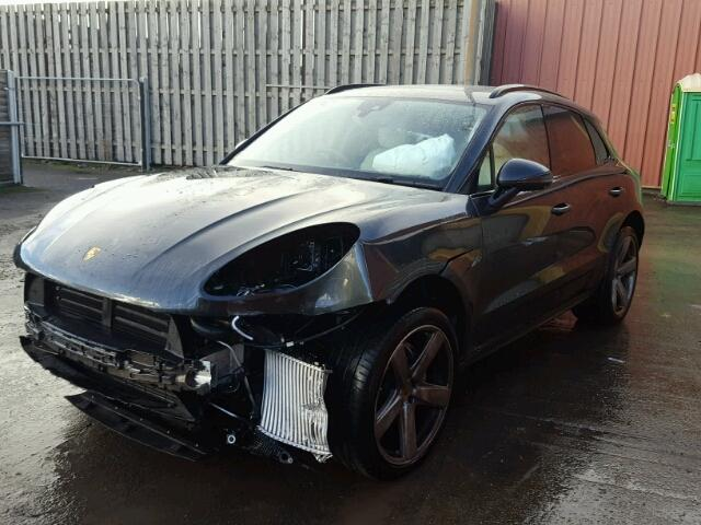 2017 Porsche Macan S S For Sale At Copart Uk Salvage Car Auctions