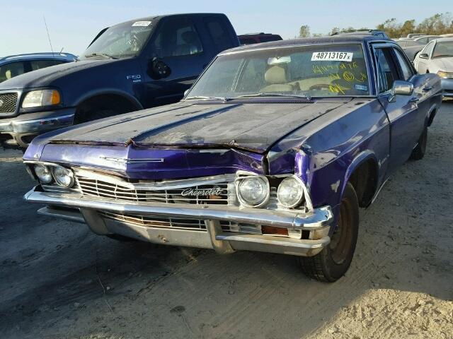 1965 Chevrolet Impala For Sale At Copart Houston Tx Lot